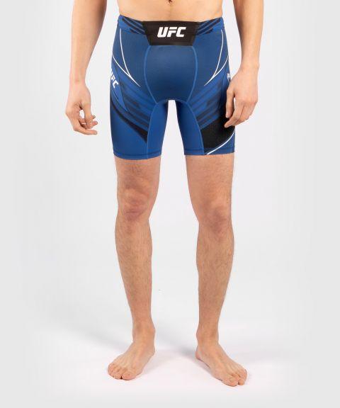 UFC VENUM AUTHENTIC搏斗之夜男士VALE TUDO短裤-贴身剪裁 - 蓝色