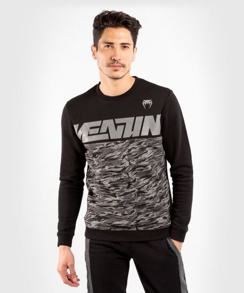 Venum CONNECT运动衫 - 黑色/深色迷彩