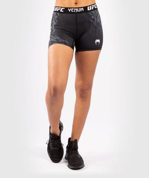 UFC VENUM AUTHENTIC格斗周女装功能VALE TUDO压力短裤 - 黑色的
