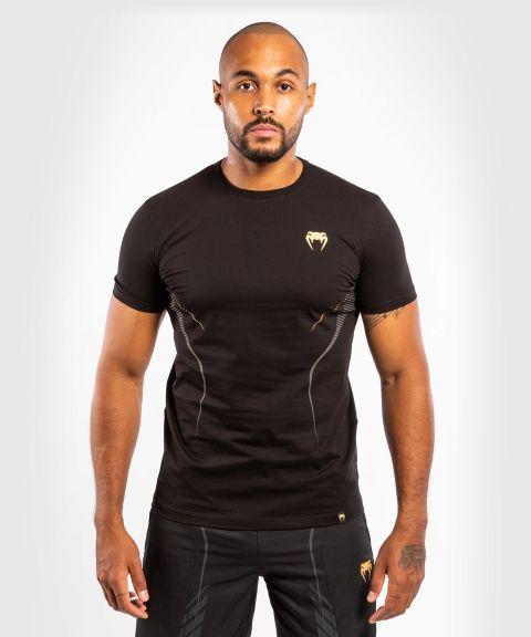 VENUM ATHLETICS T恤–黑色/金色