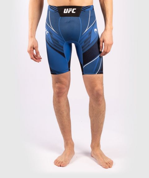 UFC VENUM AUTHENTIC战斗之夜男士VALE TUDO短裤-长款 - 蓝色
