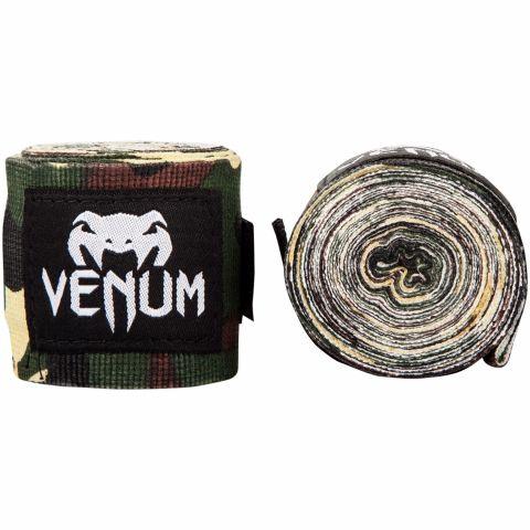 Venum Kontact 拳击裹手带 - 4米 - 森林迷彩