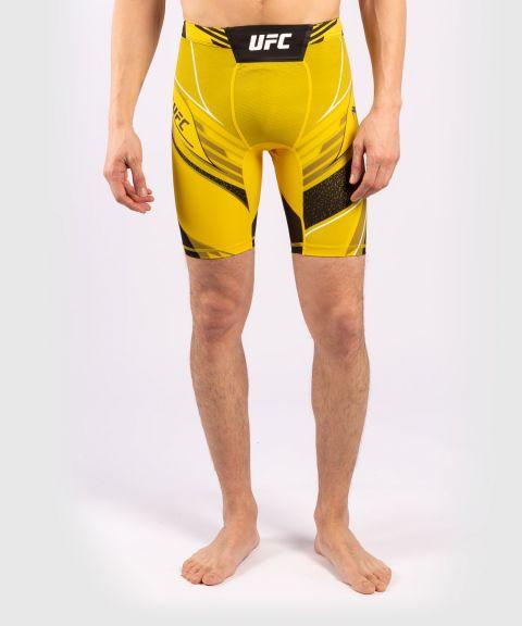 UFC VENUM AUTHENTIC战斗之夜男士VALE TUDO短裤-长款 - 黄色的