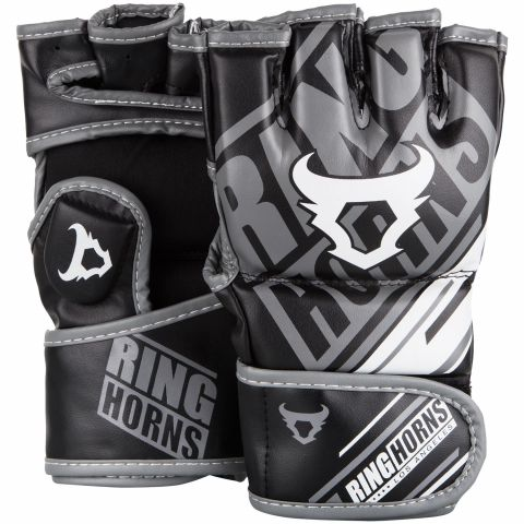Ringhorns Nitro MMA 手套 - 黑