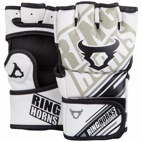Ringhorns Nitro MMA 手套 - 白