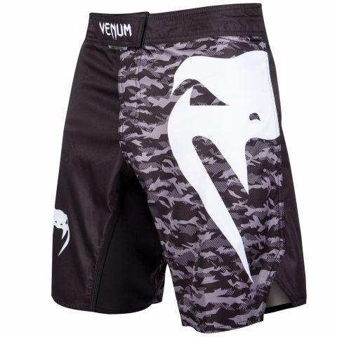 Venum Light 3.0 搏击短裤 - 黑/都市迷彩
