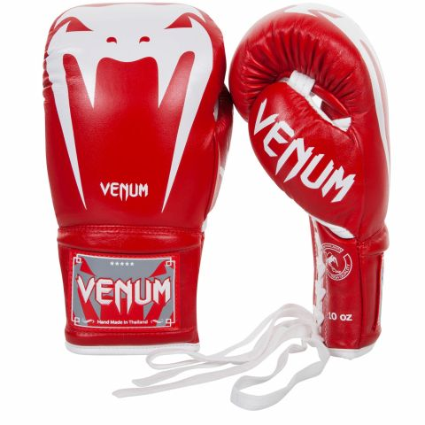 Venum Giant 3.0拳击手套-纳帕皮革-带蕾丝