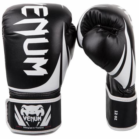 Venum Challenger 2.0拳击手套-黑色/白色