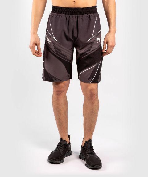 UFC VENUM REPLICA男装训练短裤 - 黑色的