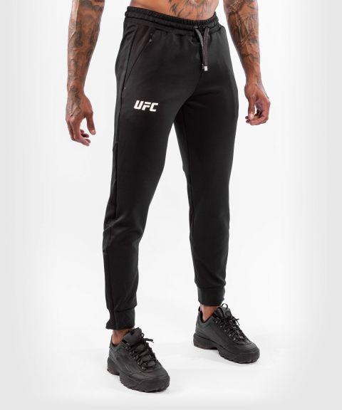 UFC VENUM AUTHENTIC搏击之夜男士出场休闲裤 - 白色的