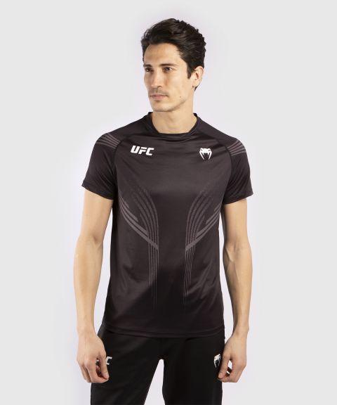 UFC VENUM PRO LINE男士平纹快干运动衣 - 黑色的