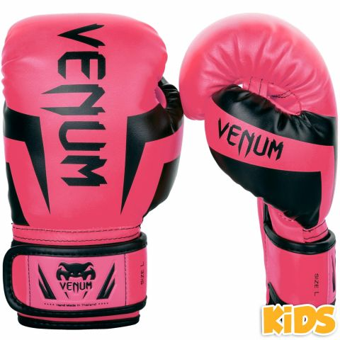 Venum Elite 儿童拳击手套 - 专属