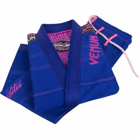 Venum Challenger 2.0女士巴西柔术道服-蓝色