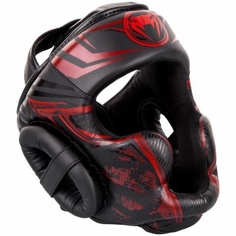 Venum Gladiator 3.0 头具 - 黑/红