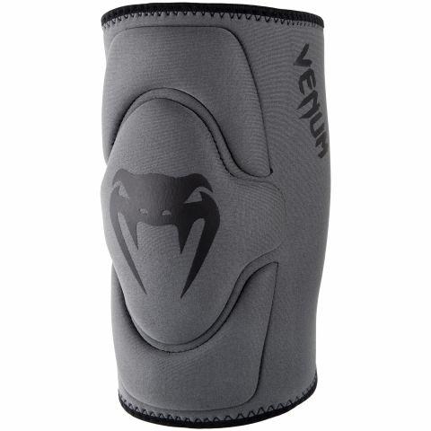 Venum Kontact凝胶护膝-灰色/黑色