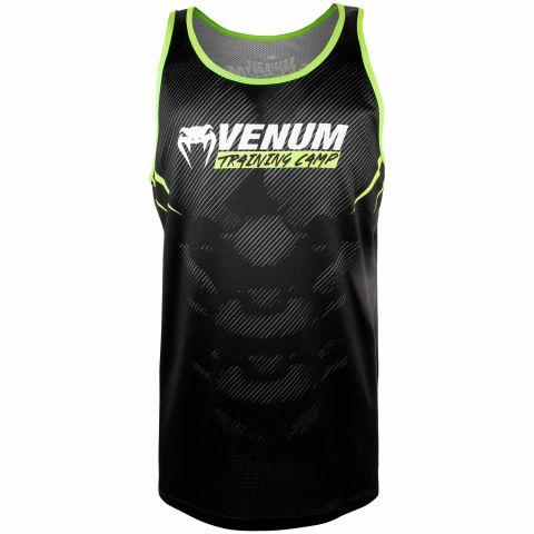 Venum Training Camp 2.0 背心 - 黑/荧光黄 - 女款