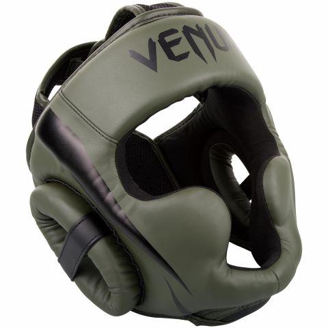 Venum Elite 头具 - 卡其/黑