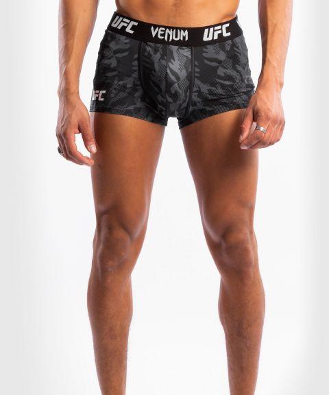 UFC VENUM AUTHENTIC格斗周男装轻盈内衣 - 黑色的