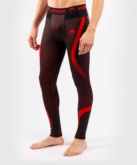 Venum No Gi 3.0 紧身裤 - 黑色/红色