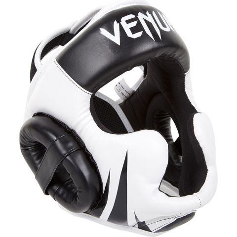 Venum Challenger 2.0 头具 - 黑/白