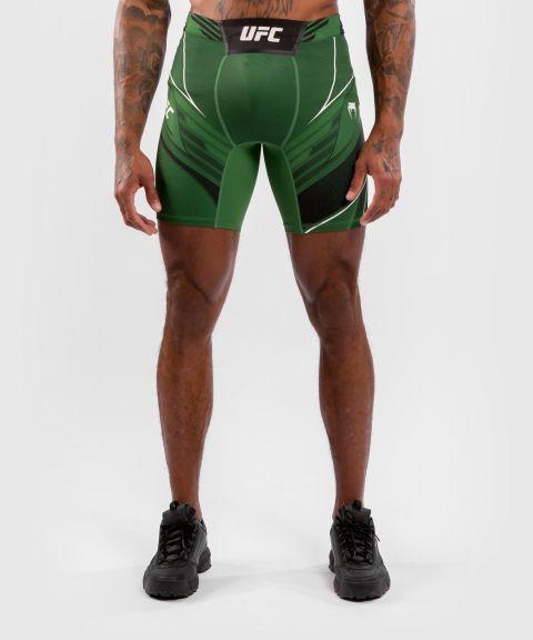 UFC VENUM AUTHENTIC战斗之夜男士VALE TUDO短裤-长款 - 绿色