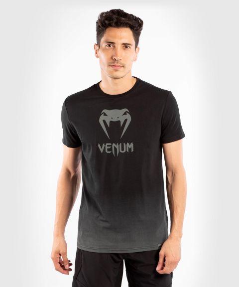 Venum Classic T恤 - 黑色/深灰色