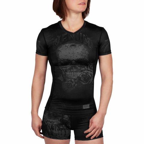 Venum Santa Muerte 3.0 防磨衣 - 长袖 - 女款