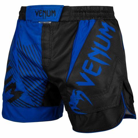 Venum NoGi 2.0 搏击短裤 - 黑/蓝