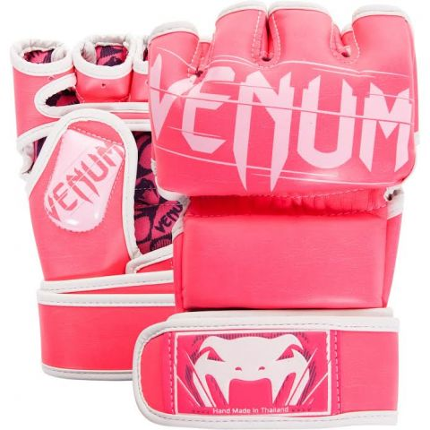 Venum Undisputed2.0  综合格斗手套-粉色/白色