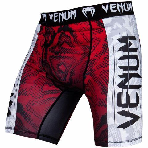 Venum Amazonia 5 综合搏击短裤 - 亚马逊红
