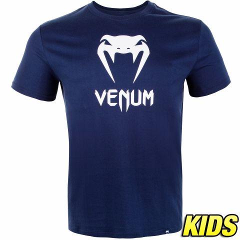Venum Classic T恤 - 儿童 - 海军蓝