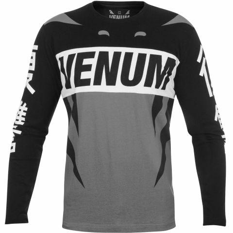 Venum Revenge长袖T恤-灰色