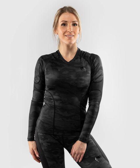 Venum毒液女装守卫者长袖防磨衣 - 长袖