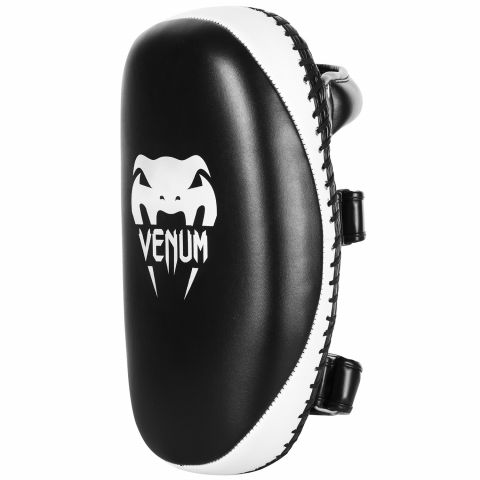Venum Light 踢靶 - Skintex皮革 - 黑/冰(一对)