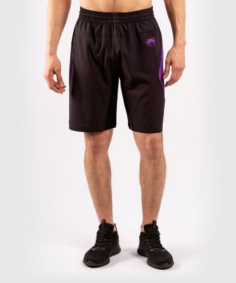 Venum No Gi 3.0 格斗短裤 - 黑色/紫色