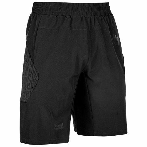 Venum G-Fit 训练短裤 - 黑