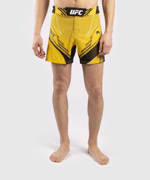 UFC VENUM PRO LINE男士训练短裤 - 黄色的