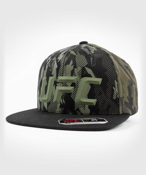 UFC VENUM AUTHENTIC FIGHT WEEK男女适用帽子 - 卡其色