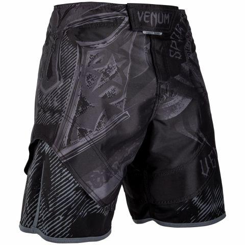 Venum Gladiator 3.0 搏击短裤 - 黑/黑