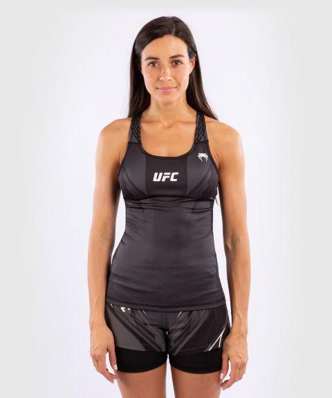 UFC VENUM AUTHENTIC格斗之夜女士款式带罩杯文胸 - 黑色的