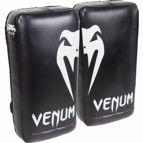 Venum Giant 踢靶 - 黑/冰(一对)