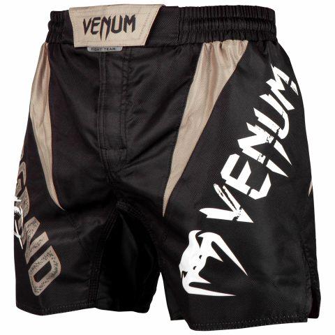 Venum Underground King 搏击短裤 - 黑/沙