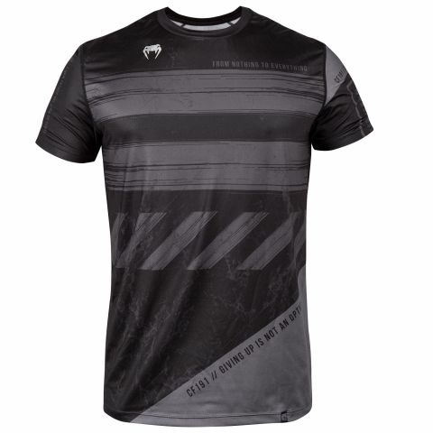 Venum AMRAP 速干T恤 - 黑/灰