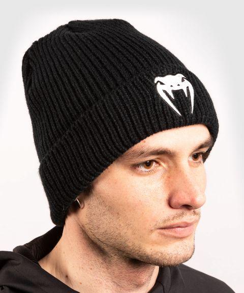 Venum经典毛线帽 - 黑/白