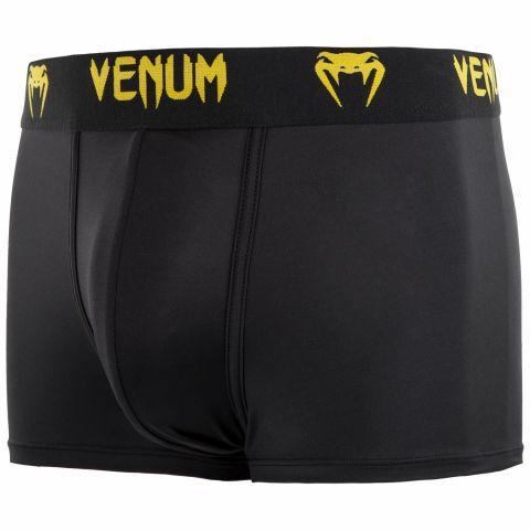 Venum Classic 平角裤 - 黑/黄