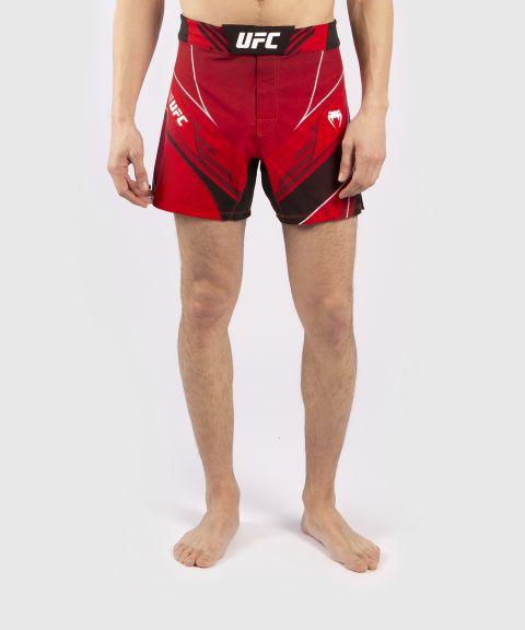 UFC VENUM PRO LINE男士训练短裤 - 红色的