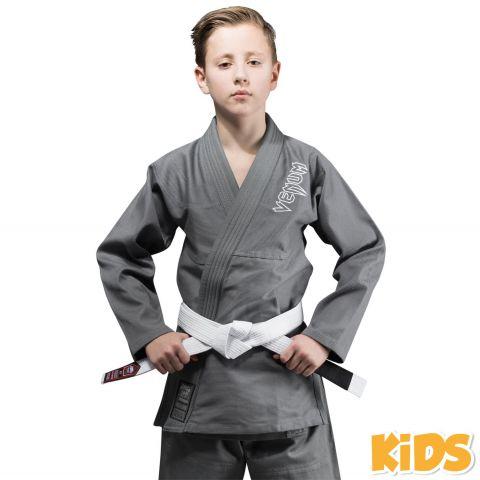 Venum Contender 儿童巴西柔术道服 (含赠送白色腰带)
