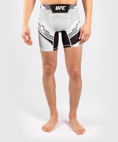 UFC VENUM AUTHENTIC搏斗之夜男士VALE TUDO短裤-贴身剪裁 - 白色的