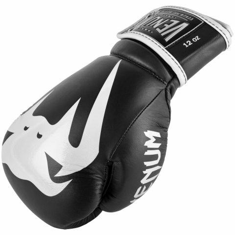 Venum Giant 2.0 Pro Boxing Gloves Velcro - Black/White