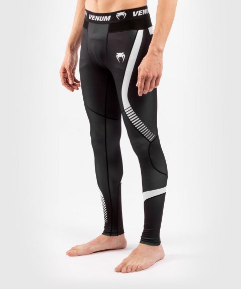 Venum No Gi 3.0 紧身裤 -  黑色/白色